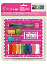 SEW EASY Starter Kit Sewing Stitch Paper Piercing - We R Memory Keeper