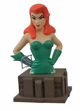 """BATMAN: The Animated Series - Poison Ivy 6"""" Bust (Diamond Select Toys) #NEW"""