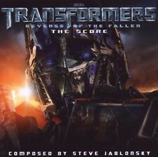TRANSFORMERS REVENGE OF THE FALLEN (SCORE) CD NEU