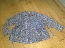 Oilily girls blouse age 6 yrs.