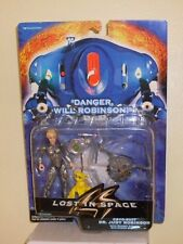 Lost in Space Cryo Suit Judy Robinson Trendmasters Danger Will Robinson 1997