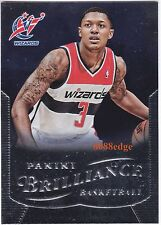 2012-13 PANINI BRILLIANCE ROOKIE CARD: BRADLEY BEAL #294 WIZARDS RC/FLORIDA SEC
