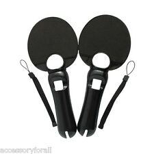 Ping-Pong Bat Table Tennis Party Kit Pack PS Move Motion Attachment for Sony PS3