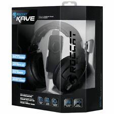 ROCCAT Kave Solid 5.1 Surround Sound Gaming Headset 360° Surround Storm