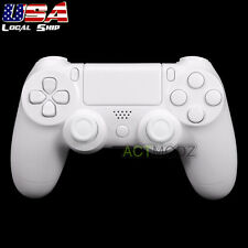 Matte White Controller Full Housing Shell Button for Dualshock PS4 Playstation 4