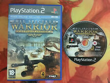 FULL SPECTRUM WARRIOR DIECI MARTELLI PLAYSTATION 2 PS2 INVIO 24/48H