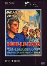 Pepe le Moko Jean Gabin   Language(s): Russian, French  (DVD PAL)