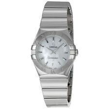 Omega Constellation Ladies Watch 123.10.27.60.05.002