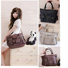 Women Handbag Satchel Shoulder Messenger Crossbody Tote Ladies Bag Purse Hobo