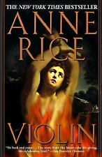 Acc, Violin, Rice, Anne, 0345389425, Book