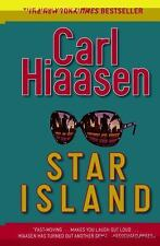 Acc, Star Island, Carl Hiaasen, 0446556122, Book