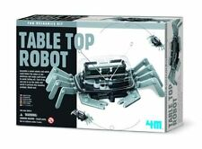 NEW NIB SEALED 4M Table Top Robot Science Kit, Fun Kids Educational Game Toy