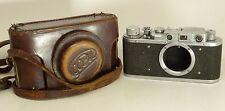 Fed-1 (G) rangefinder Russian 35mm M39 LTM camera body #591057