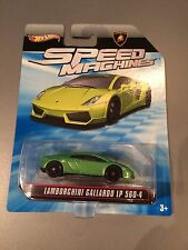 Hot Wheels Speed Machines Lamborghini Gallardo LP 560-4