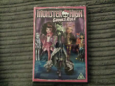 Monster High - Ghouls Rule (DVD, 2012) BRAND NEW AND SEALED FREE FAST UK POSTAGE