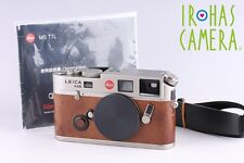 Leica M6 TTL 0.72 Film Camera In Titanium #6248D2