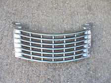 CHRYSLER PT CRUISER MODELS 2000-2005 COMPLETE CHROME PLATED PLASTIC FRONT GRILLE
