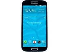 100% Free Mobile Phone Service w/ Samsung Galaxy S4 Black (Certified pre-owned)