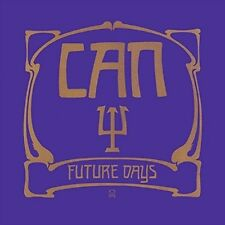 CAN - FUTURE DAYS (LP+MP3)  LP + DOWNLOAD NEW+