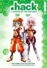 .hack//Legend of the Twilight : The Complete Collection by Tatsuya Hamazaki (20…