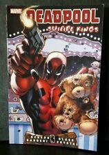 Deadpool: Suicide Kings TPB Marvel Comics