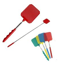Extendable Fly Insect Swat Swatter Bug Mosquito Wasp Pest Catcher Zapper Killer
