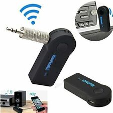 Wireless Car Bluetooth Receiver Adapter 3.5MM AUX Audio Stereo Music Home System