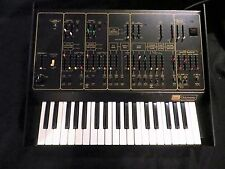 ARP Odyssey Black and Gold MKI with Rare 4035 Filter! Vintage and Original