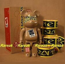 Medicom Be@rbrick Staple 400% STPL Bearbrick by Jeff Staple design 1pc