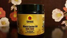 Tropic Isle Jamaican Black Castor Oil Hair Food 4oz