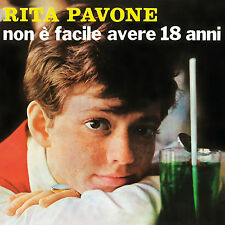 CD Rita Pavone : Non E' Facile Avere 18 Anni