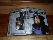 WWE - Undertaker: He Buries Them Alive (DVD, 2003)