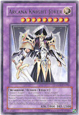 *** ARCANA KNIGHT JOKER *** ANPR-EN090 FUSION 3 AVAILABLE MINT/NM YUGIOH!