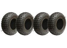 4-145/70-6 - knobby ATV tyre Quad trailer wheels 50cc 90cc 110cc Wanda 75 kgs