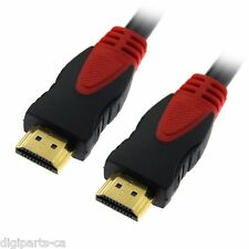 35 FT Premium GOLD HDMI Cable v1.4 1080p 3D Ethernet 35ft feet foot 10 Meter