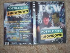 ECW Wrestling DVD Hostile City Showdown 1995 WWF WCW WWE TNA NWA WXW XPW CZW ROH