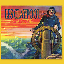 Of Whales and Woe by Les Claypool (CD, May-2006, Prawn Song) - Mint! (Primus)