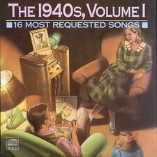 Various Artists 16 Most Requested Songs Of The 1940s, Vo CD
