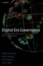 Digital Era Governance: IT Corporations, the State, and e-Government Tinkler, Ja