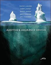 Auditing and Assurance Services 5E + CD by Louwers 5th (Int'l Edition)
