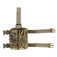 PLCE Drop Leg Double 5.56mm Ammo Pouch, MTP