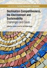 CABI Tourism Management and Research: Destination Competitiveness, the...
