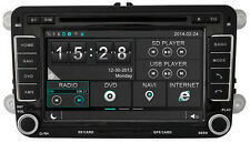 "AUTORADIO 7"" DVD/GPS/BT/NAVI/RADIO/TPMS VW TOURAN/CADDY/AMORAK/BEETLE E8240"