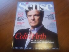 COLIN FIRTH INTERVIEW VAUXHALL AMPERA ELECTRIC CAR MCLAREN MP4-12C Jaguar XJ