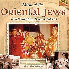 Music of the Oriental Jews from North Africa Yemen, New Music