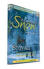 A Christmas Snow / Jim Stoval / Audio Book on MP3 / Unabridged