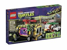 LEGO Teenage Mutant Ninja Turtles - The Shellraiser Street Chase - LegoOriginals