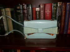 GIANNI BINI Ladies Cross Over Purse  AUTHENTIC - NWOT See Notes - Very Nice!