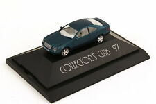 1:87 Mercedes-Benz CLK C208 lagunenblau-met. Collectors Club 1997 - herpa 195973