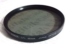 86mm CPL Circular Polarizer Polarizing Lens Filter C-PL Multi-Coated Digital MC